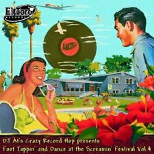 Foot Tapping And Dance At Screamin Festival Volume 4 [CD]
