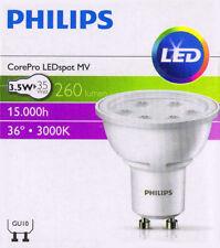 Strahler Spot MR16-3er Pack NEU PHILIPS LED 5W GU10