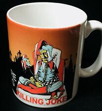 Killing Joke - EMPIRE SONG Classic Design COLLECTABLE BOXED NEW MUG