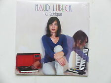 CD  album promo MAUD LUBECK La fabrique