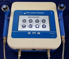 Cold Laser Therapy Device Treatment Body Pain Relief Sports Injuries 2 Probes