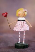 LORI MITCHELL ~ Hugs and Kisses Cutie ~ Collectible Valentine Figurine ~