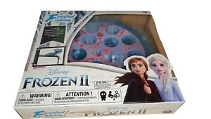 Frozen 2 Frosted Ice Fishing Toy Game Lets Go Fishing Walt Disney