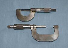 Pair of Micrometers, NACH1 & Kurokawa - C3180