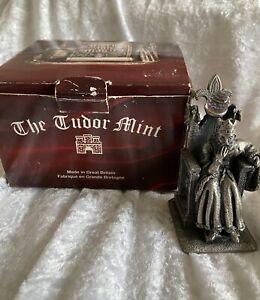 Myth and Magic - KING ARTHUR - Tudor Mint - RARE ARTURIAN LEGEND FIGURE - Box..