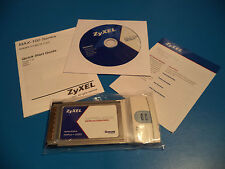 MAX-100 ZyXEL 802.16e 2.5GHz PCMCIA NOMADIC AND MOBILE WIMAX MODEM FOR PC