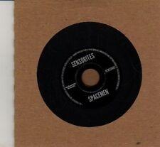 (DJ19) Sensorites, Spacemen - DJ CD