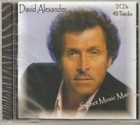 DAVID ALEXANDER SWEET MUSIC MAN 2 CD BOXSET
