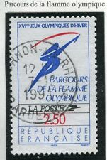 STAMP / TIMBRE FRANCE OBLITERE N° 2732 SPORT FLAMME OLYMPIQUE