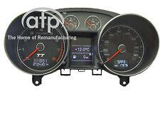 AUDI TT MK2 2010-2014 INSTRUMENT CLUSTER DASHBOARD REPAIR SERVICE