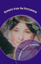 Sonnets from the Portuguese by Browning, Elizabeth Barrett -Paperback