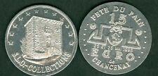 1,5 EURO TEMPORAIRE DES VILLES DE CHANCENAY 1996  ETAT  NEUF