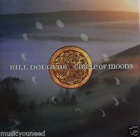 Bill Douglas - Circle of Moons (CD 1995 Hearts of Space) New Age VG+++ 9/10