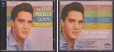 ELVIS PRESLEY Gospel Treasury Collection 1996 [Heartland Music] 2 CD Set 26 Hits