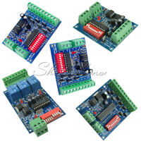 3/4/6/8 CH Channel DMX512 Decoder RGBW Controller LED Stage Lighting CMOS Output