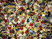 LEGO BULK LOT OF 50 MINIFIGURE TORSOS TOWN FIGURES CITY MINIFIGS NEW