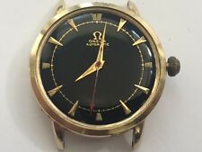 Omega Watch 14K Solid Yellow Gold G6518.-A000