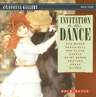 INVITATION TO THE DANCE   CD NEW!