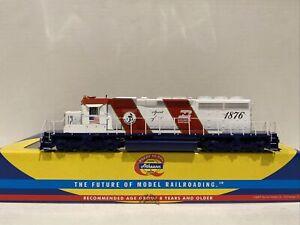 Ho Scale Athearn RTR Burlington Northern BN Bicentennial SD40-2 #1876