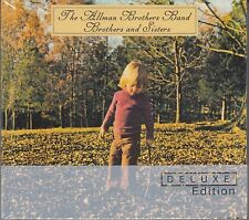The Allman Brotheres Band - Brothers And Sisters, 2CD Deluxe Edition Neu