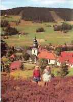 AK Ansichtskarte Warmensteinach / Fichtelgebirge