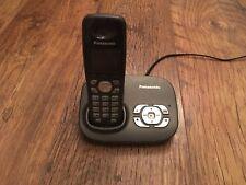 Panasonic KX-TG8021E Cordless Phone With Answering Machine 1 Handset