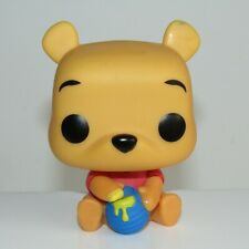 FUNKO Pop ~ Disney #252  Winnie the Pooh Sitting Honey Pot ~  Vinyl Figure