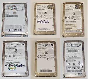 "Fujitsu Samsung 80GB 160GB 250GB 500GB (3.5"") (2.5"") SATA IDE Various size HDD"