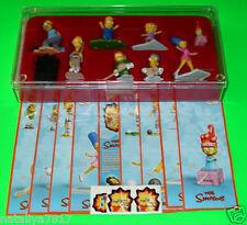 Set Completo Simpsons # 2 # 2010 con BPZ tutti nel SPECIAL KIT Sortierkasten