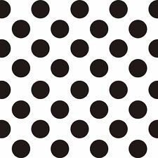 Polka Dots Circles Removable Wall Stickers Vinyl Wall Decal Kids Art Mural Decor