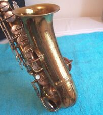 1924 Conn New Wonder Series I alto saxophone sax tested & played Pre Chu Berry