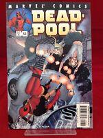 Deadpool #53 2001 Marvel Comics 1st Print Original Series