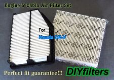 For CRV 2015-2016 NEWEST CR-V Engine  & Cabin Air Filter