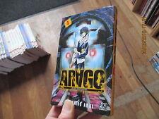 MANGA BD  ARAGO   tome 4  takahiro arai  pika