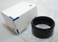 New Old Stock Carl Zeiss ZM Sonnar 85mm f/2 Leica M Mount Lens Metal Shade Hood