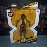 Ember Moon - Elite NXT Series 3 - New Boxed WWE Mattel Wrestling Figure