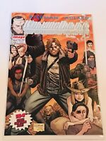 THE WALKING DEAD #164  Cover B Variant Ottley Wildcats Homage Cover Image Comics