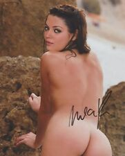Mila Kunis (Candid) That 70's Show Black Swan Bad Moms RARE NUDE SIGNED RP 8x10!
