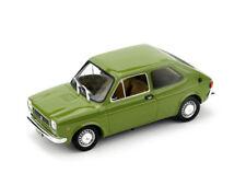 Fiat 127 1 serie 2 porte 1972 verde muschio 1/43 R500-12 Brumm