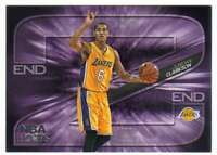 2016-17 Panini NBA Hoops End 2 End Insert #8 Jordan Clarkson Lakers