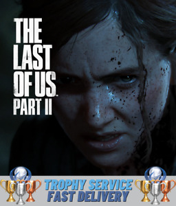 Trophy Service for The Last of Us Part 2 PS4 Platinum Trophy