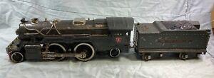 Vintage Lionel 385E Locomotive & 385W tender