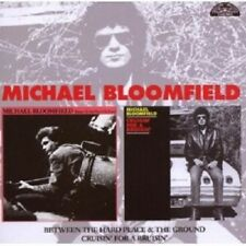 MIKE BLOOMFIELD - BETWEEN THE HARD PLACE & THE GROUND/CRUISIN' FOR B  CD NEW+