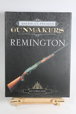 AMERICA'S PREMIER GUNMAKERS Remington Book Gun Pistol Shotgun .270 .22 870 1100.
