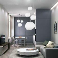 Modern Foscarini White Glass Pendant Lamp Chandelier Ceiling Light Fixture