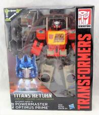 Transformers Titans Return Leader Class Blaster Misplaced in Prime Box MISB