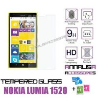 TEMPERED GLASS FOR NOKIA LUMIA 1520 SCREEN PROTECTOR FILM PROTECTION GLASS