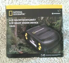 NATIONAL GEOGRAPHIC LCD NIGHT VISION DEVICE (VISOR NOCTURNO). BRAND NEW IN BOX!