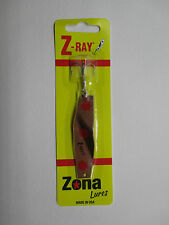Z-Ray 5/8 oz Copper with Red Spots Fishing Lure