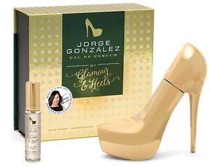JORGE GONZÁLEZ by GLAMOUR & HEELS  –  ORO Set, Eau de Parfum, Damenduft